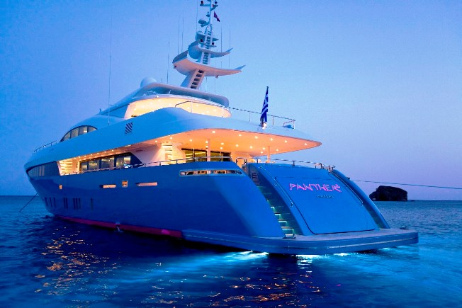 M/Y PANTHER II